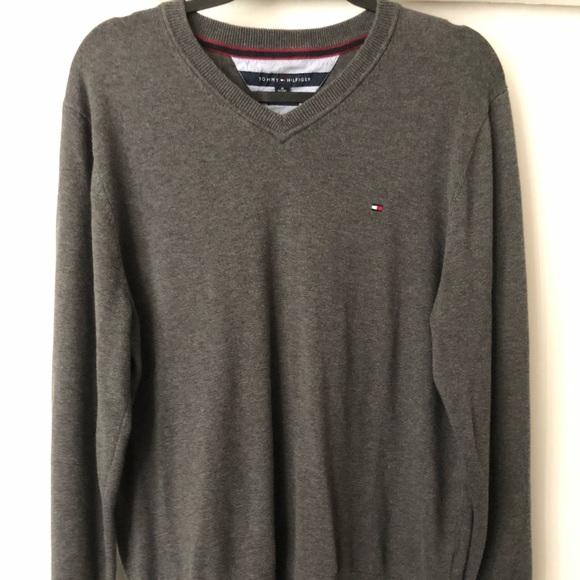 Tommy Hilfiger Other - Tommy Hilfiger-V Neck Pullover Sweater Mens XL